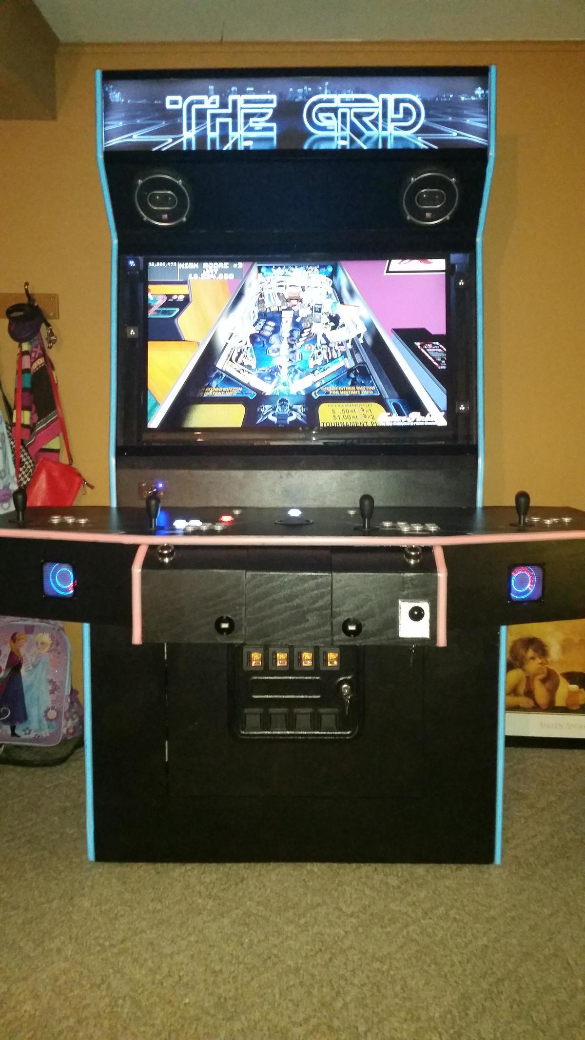 Arcade (The Grid)